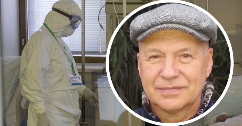 Новосибирский учёный намеренно заразил себя повторно коронавирусом