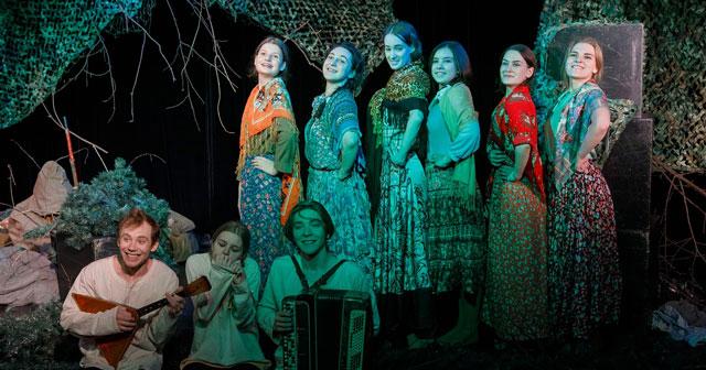 В Новосибирской области начинается фестиваль молодёжных любительских театров