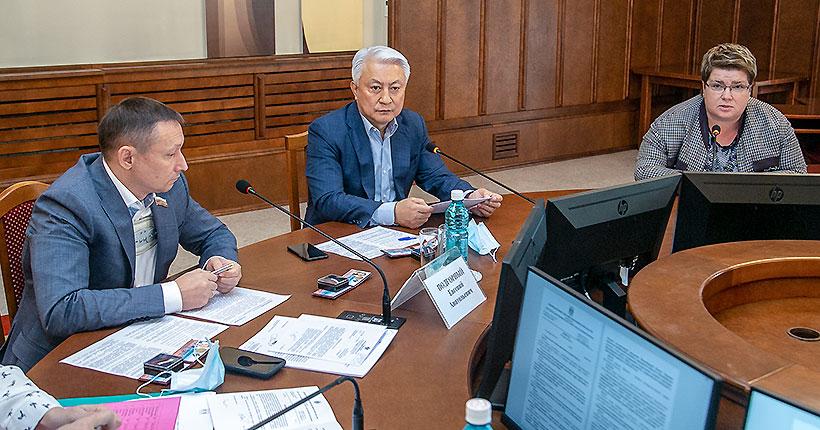 Ограниченные возможности здоровья не должны стать помехой для сдачи норм ГТО, считают депутаты заксобрания