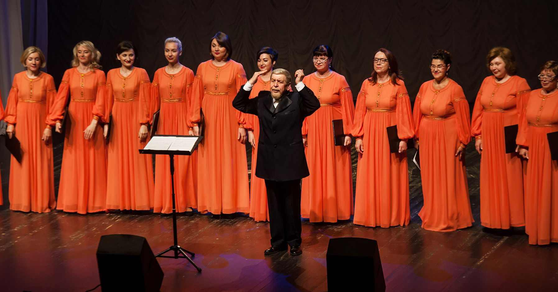 Сибирские хоры съедутся в Новосибирск, представят три концерта и совместную постановку «Пир & мир»