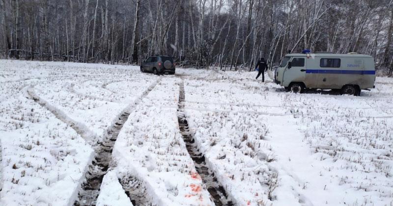 В Новосибирской области задержали браконьеров, которые охотились на косуль