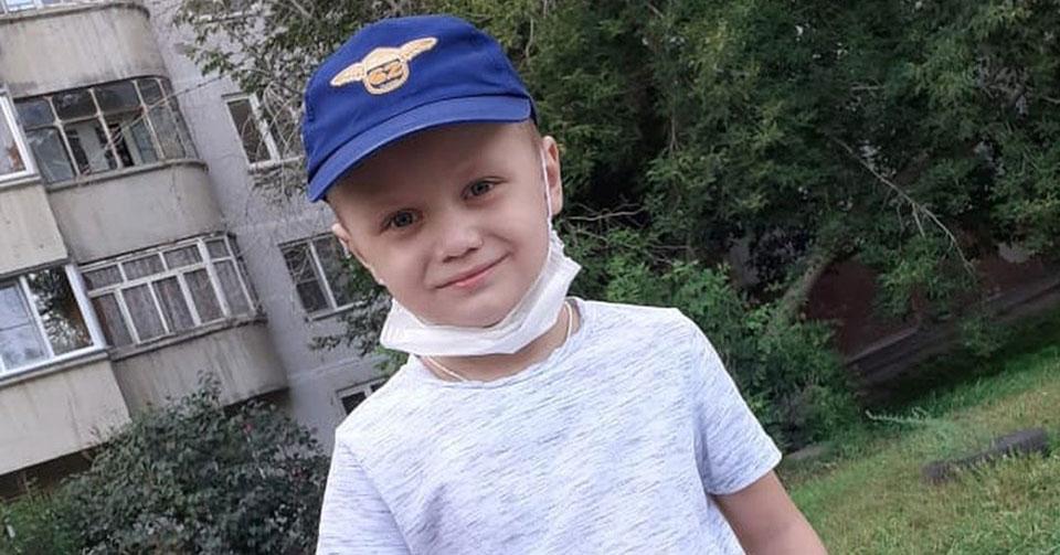 Впереди целая жизнь: малышу из Новосибирска очень нужна помощь