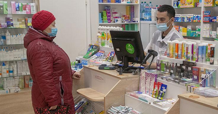 Антибиотики для лечения коронавируса поступили в муниципальные аптеки Новосибирска