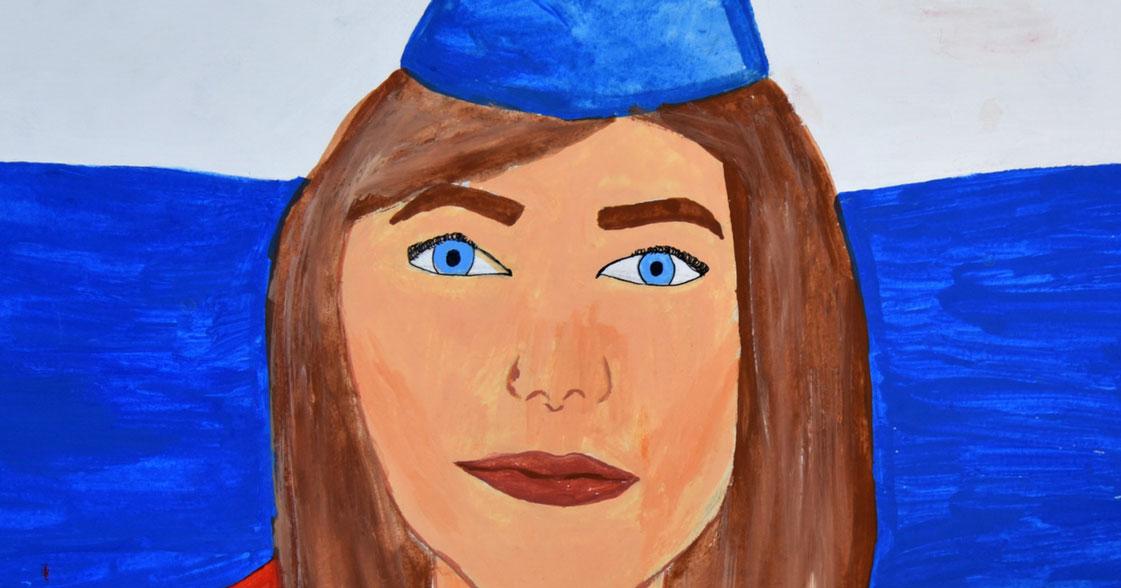 «Портрет мамы» принёс победу юной художнице из Новосибирска