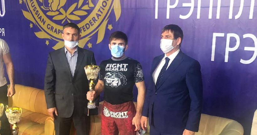 Новосибирские борцы завоевали три золота и три путёвки на чемпионат мира