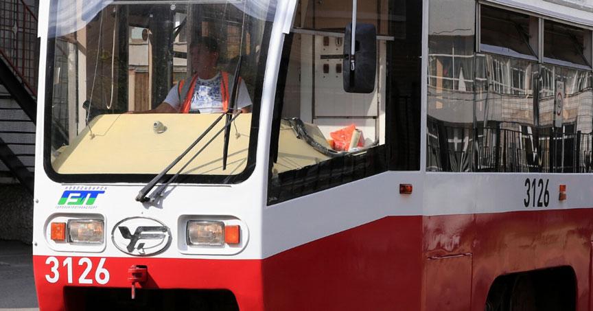 В Новосибирске на линии выпустят трамваи, которые раньше ездили по Москве