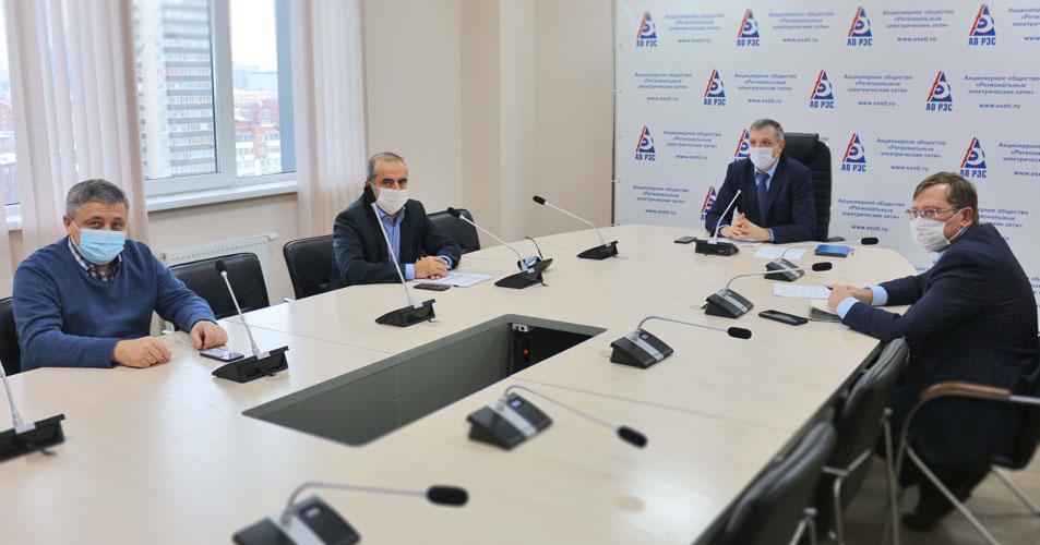 Руководство АО «РЭС» приняло участие в совещании Минэнерго РФ по готовности к осенне-зимнему периоду