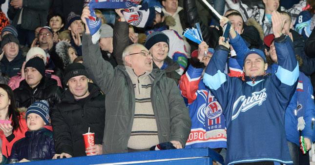 В Новосибирской области введены новые ограничения: они коснутся спортивных болельщиков