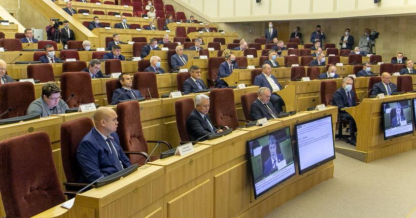 Депутаты новосибирского заксобрания смогут проводить сессии дистанционно