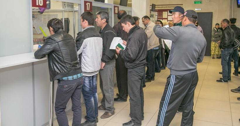 Стоимость патента для работающих в Новосибирской области иностранцев вырастет незначительно