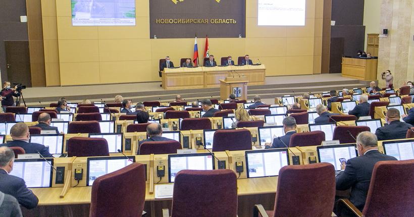Муниципалитетам Новосибирской области компенсируют выпадающие доходы