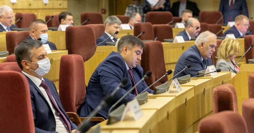 Новосибирское заксобрание обратится в ФАС, чтобы не допустить резкого роста цен на вывоз мусора