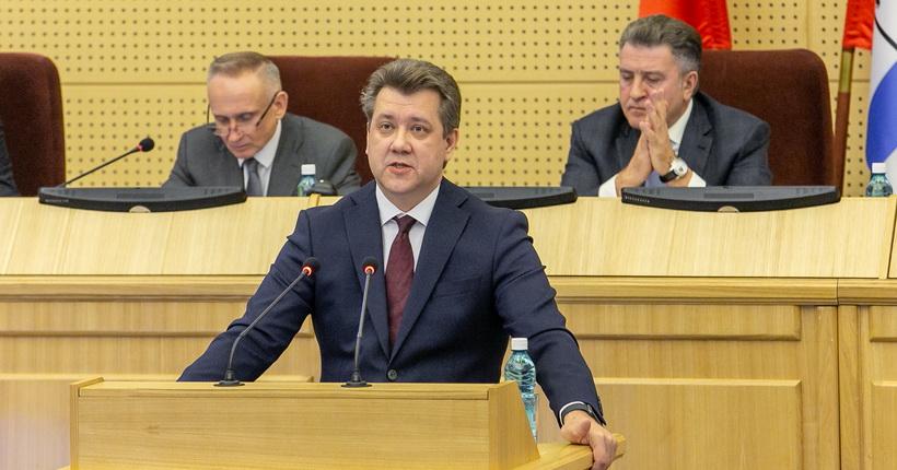 Поправки в областной бюджет на 20 млрд рублей утвердила сессия новосибирского заксобрания