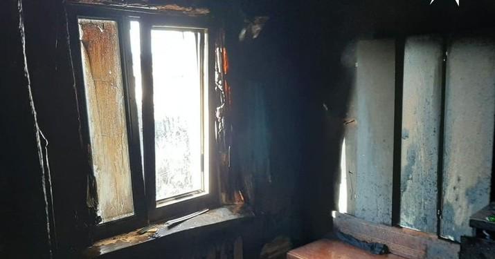 Появились подробности страшного пожара в Новосибирской области, унёсшего жизни троих детей