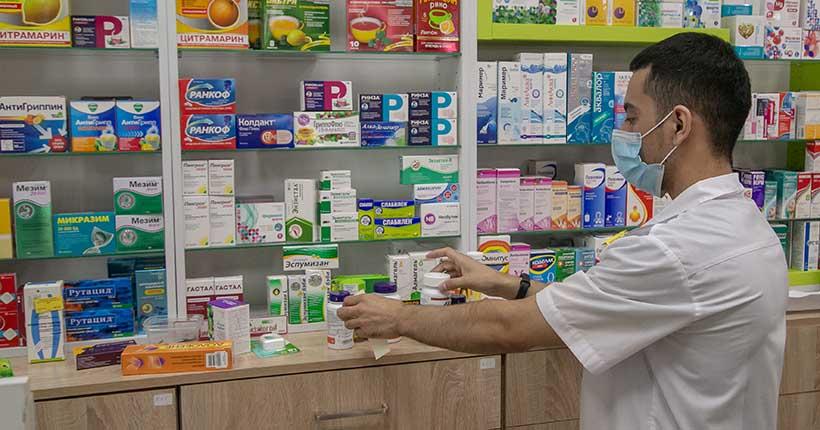 Мэр рассказал о новых поставках антибиотиков в аптеки Новосибирска