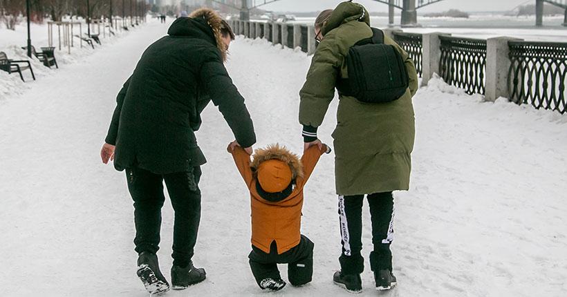 Более 6,2 млрд рублей перечислено на «детские» выплаты в Новосибирской области