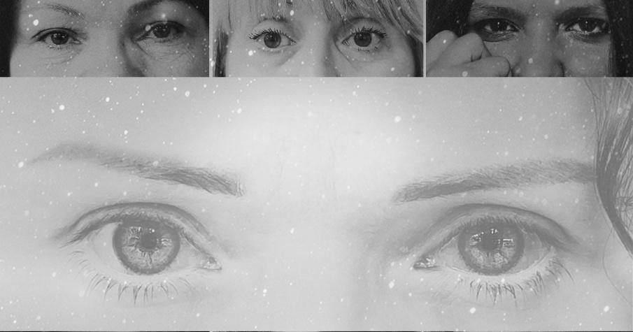 В Новосибирске семь участниц женского комьюнити завязали себе рты колготками