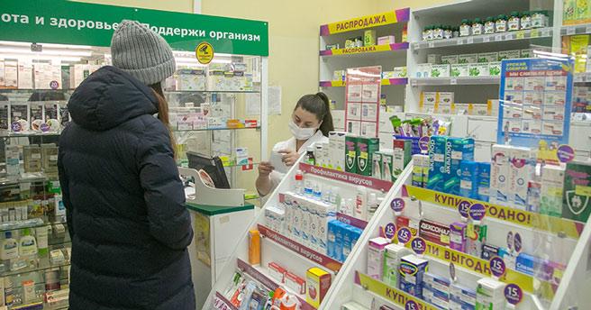 В мэрии объяснили завышенные цены на антибиотики в аптеках Новосибирска