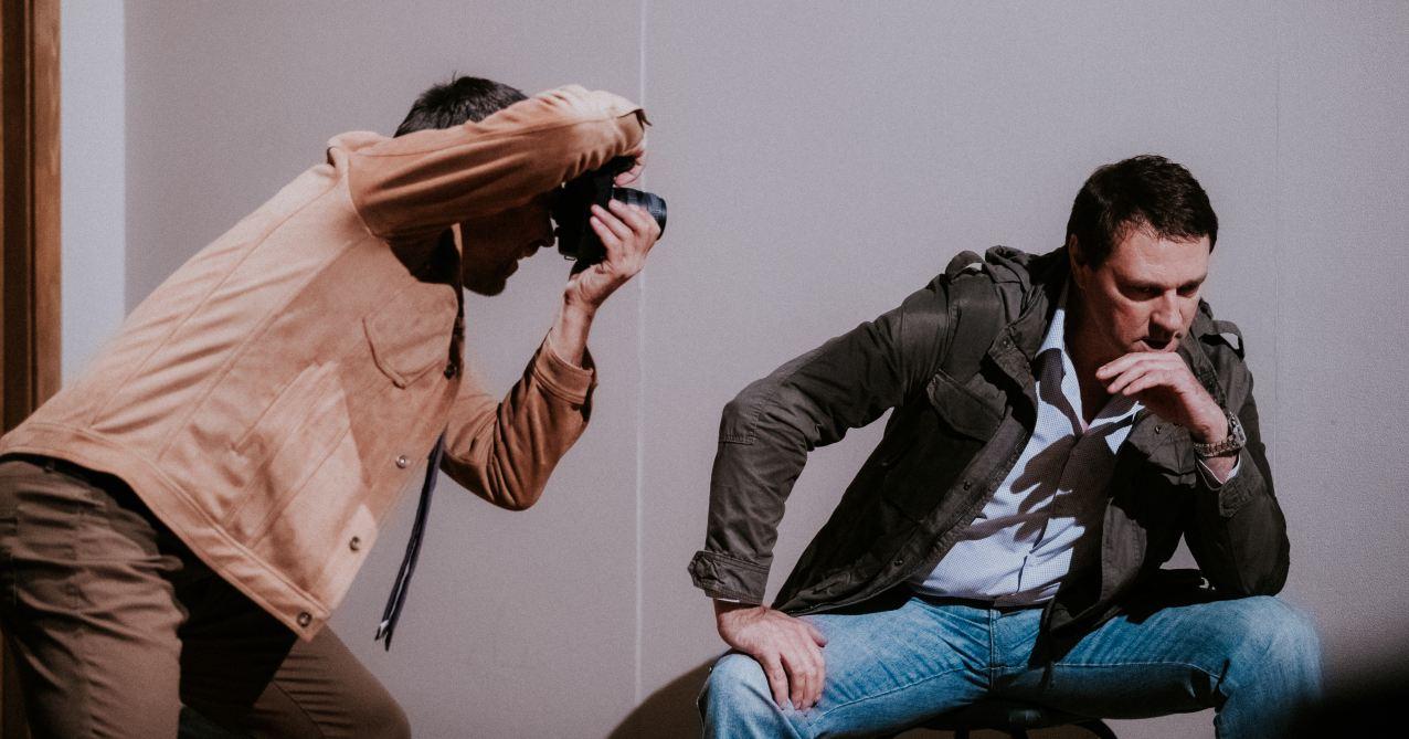 Краснофакелец Андрей Черных стал обладателем «Золотой Маски» за роль второго плана в спектакле «Дети солнца»