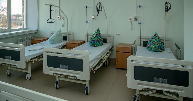 Ещё один «ковидный» госпиталь развернут на базе НИИТО в Новосибирске