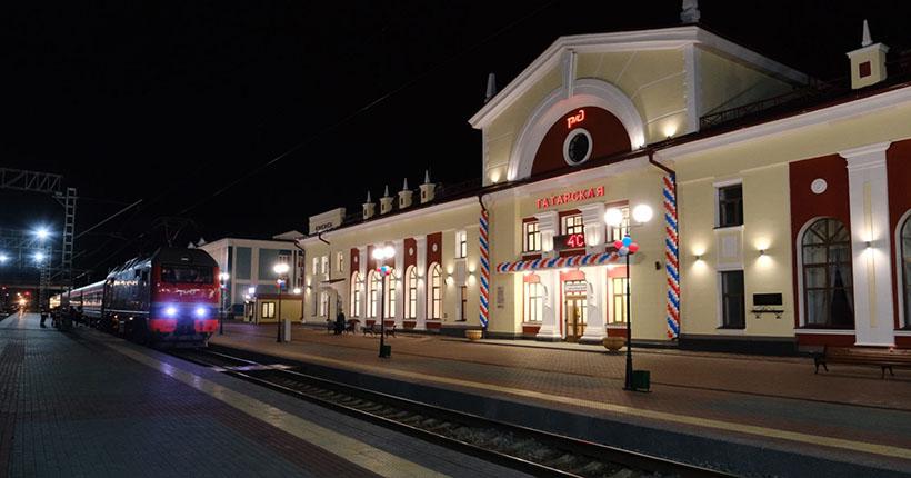В Новосибирской области ликвидировали последствия аварии на железной дороге
