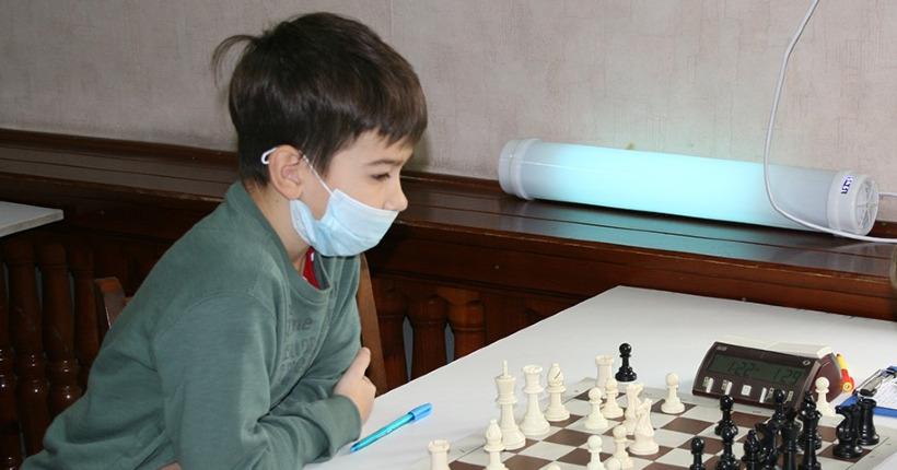 Новосибирские шахматисты подтвердили статус сильнейших в Сибири