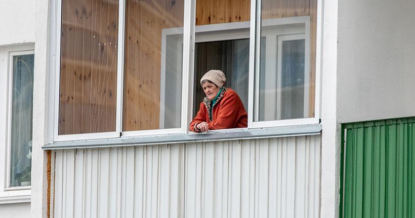 Пожилым новосибирцам в период самоизоляции придут на помощь соцработники и волонтёры