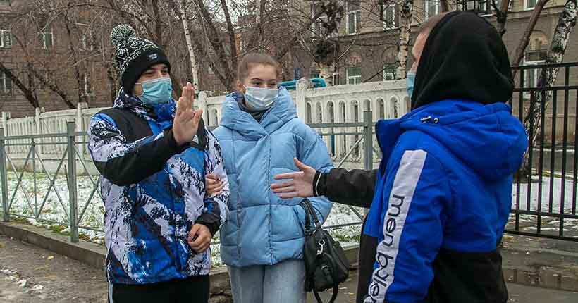 Ещё у 184 жителей Новосибирской области обнаружили коронавирус