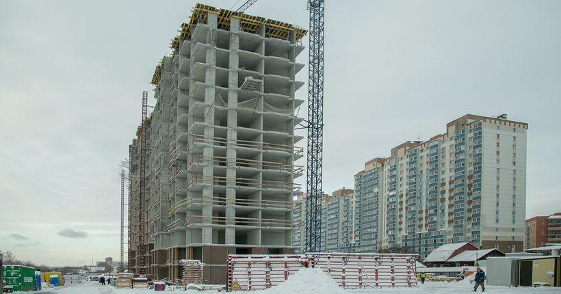 Обманутые новосибирские дольщики с Тульской поселятся в новом доме на Рябиновой