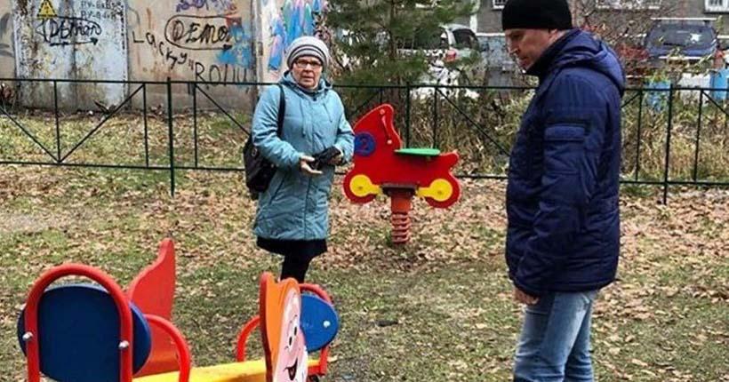 Новый сквер появится в Октябрьском районе Новосибирска