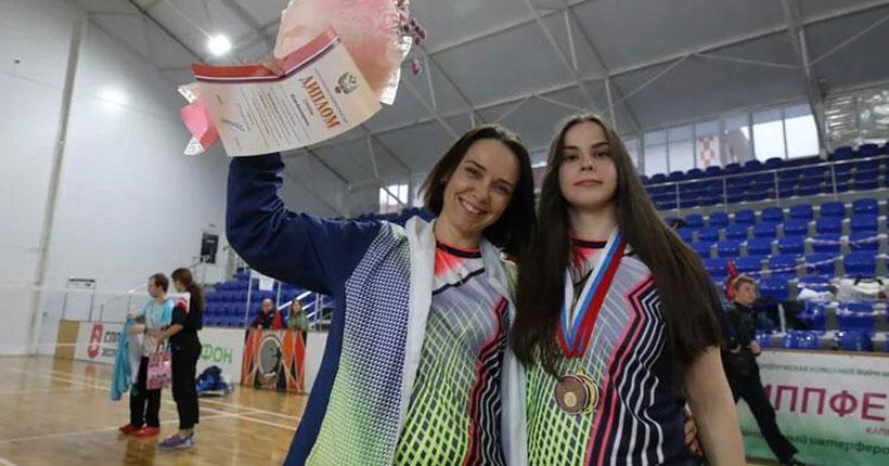 Две медали завоевала новосибирская спортсменка Анна Пушкаревская