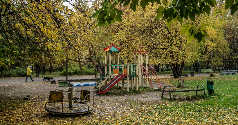 Жители Новосибирска могут предложить названия для зелёных зон Кировского района