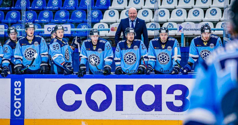 Новосибирская хоккейная «Сибирь» оказалась выше Нижнего