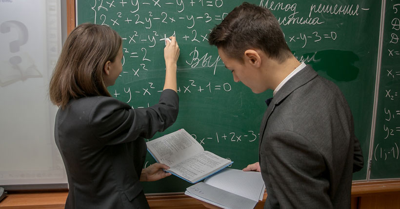 В Новосибирске сократилось число заболевших ковидом педагогов