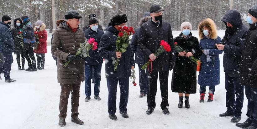 В Новосибирске отмечают день рождения академика Лаврентьева
