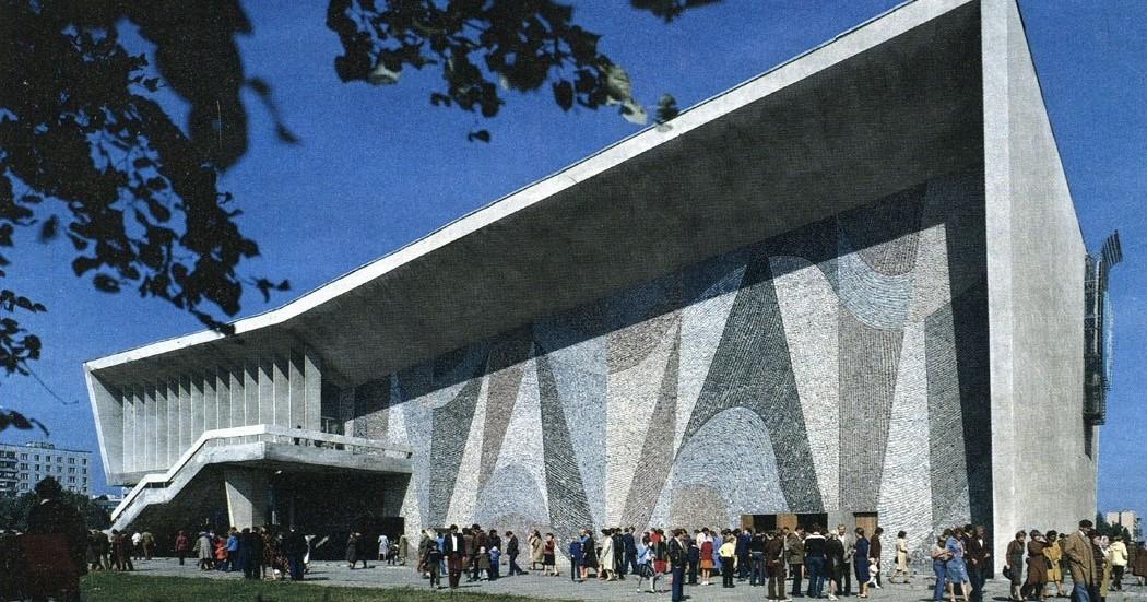 Международная выставка, посвящённая архитектуре советского модернизма, откроется в новосибирском Центре культуры ЦК19