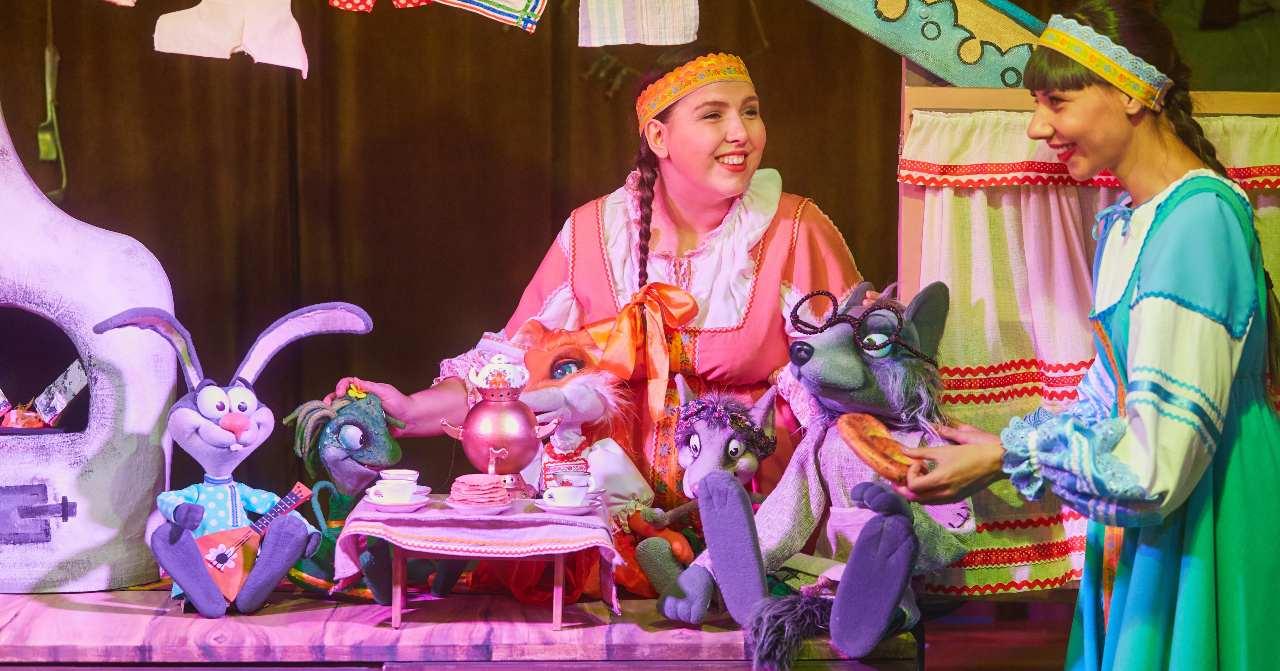 Новосибирский областной театр кукол по программе «Большие гастроли для детей и молодёжи» выезжает в Ставрополь