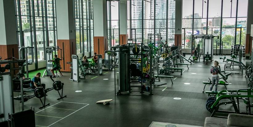 Большинство новосибирских фитнес-центров устранили ранее выявленные нарушения