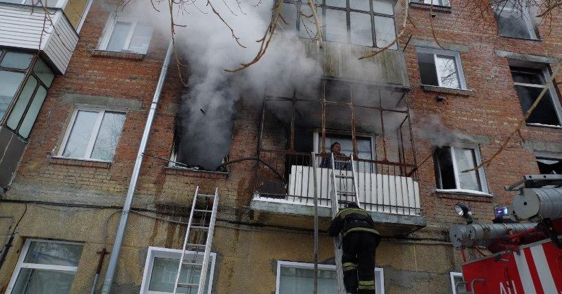 В Новосибирской области резко увеличилось число пожаров