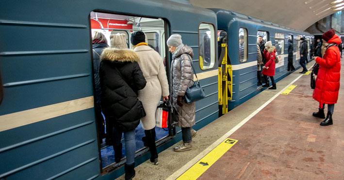 Метрополитен Новосибирска сообщил об изменении графика работы