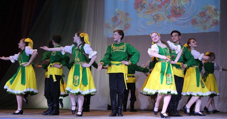 «Калейдоскоп ритмов» из Новосибирской области получил всероссийскую награду