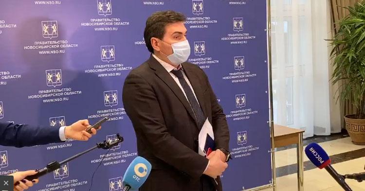 В Новосибирской области не планируют в ближайшее время сворачивать коечный фонд в ковид-госпиталях