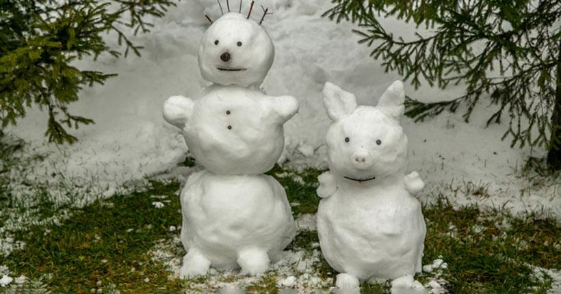 В Новосибирской области в выходные усилятся ночные морозы