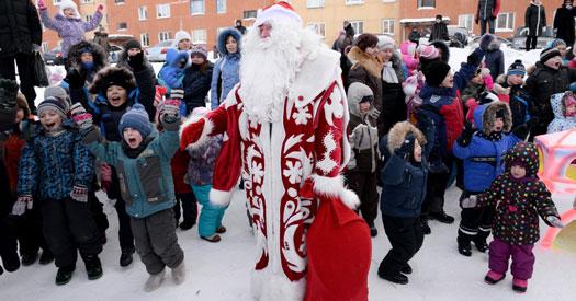 В Новосибирской области определены правила проведения новогодних утренников и корпоративов