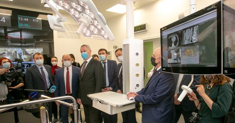 Новосибирский перинатальный центр не будет перепрофилирован в ковидный госпиталь