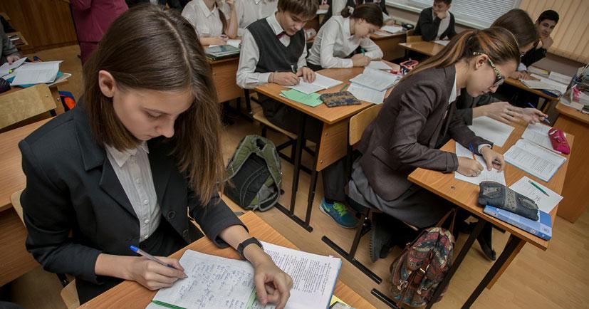 Девятиклассники школ Новосибирской области возвращаются к очному обучению