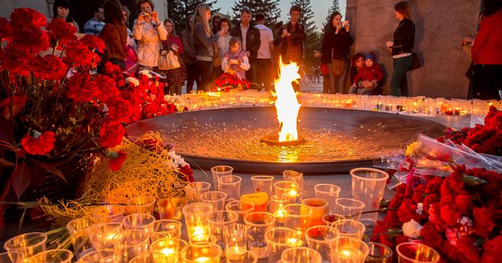 В Новосибирской области 3 декабря зажгут свечи в память о солдатах войны