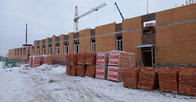 В Новосибирской области идёт строительство образовательного кластера
