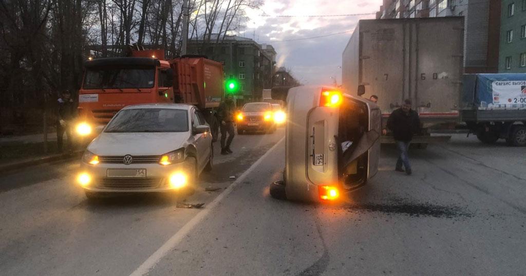 В Новосибирске в выходные пройдёт операция «Нетрезвый водитель»