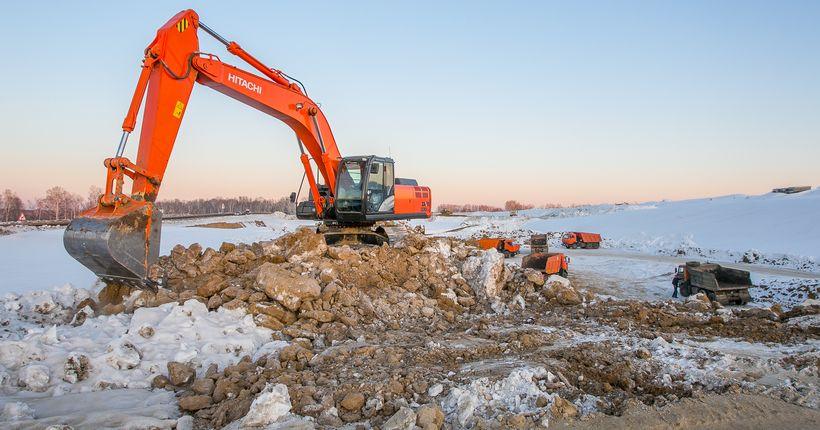 Восточный обход вокруг Новосибирска продолжат строить в 2021 году